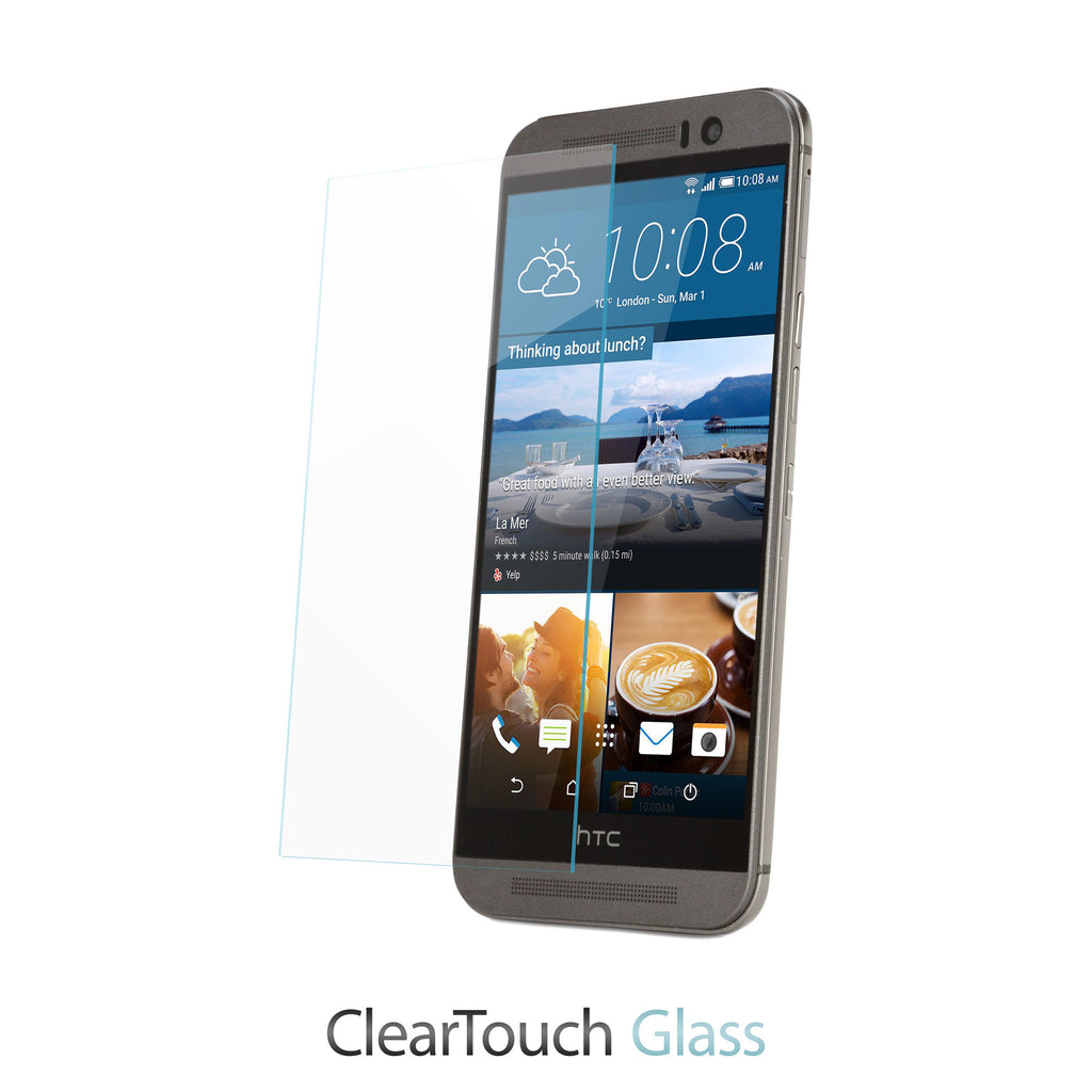 ClearTouch Glass - HTC One (M9 2015) Screen Protector