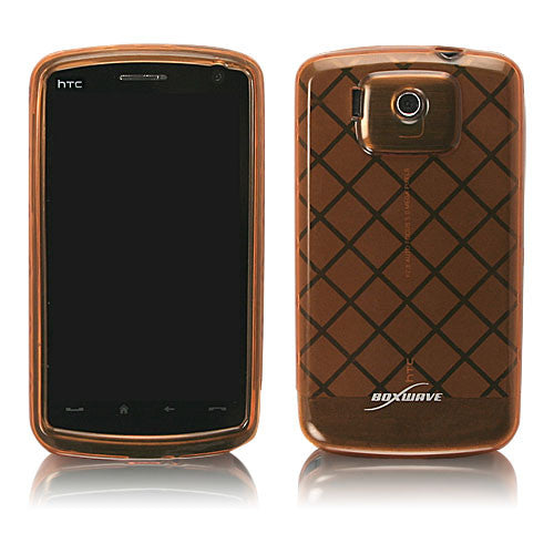 Waffle Crystal Slip - HTC Touch HD Case