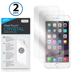 ClearTouch Crystal (2-Pack) - Apple iPhone 7 Plus Screen Protector