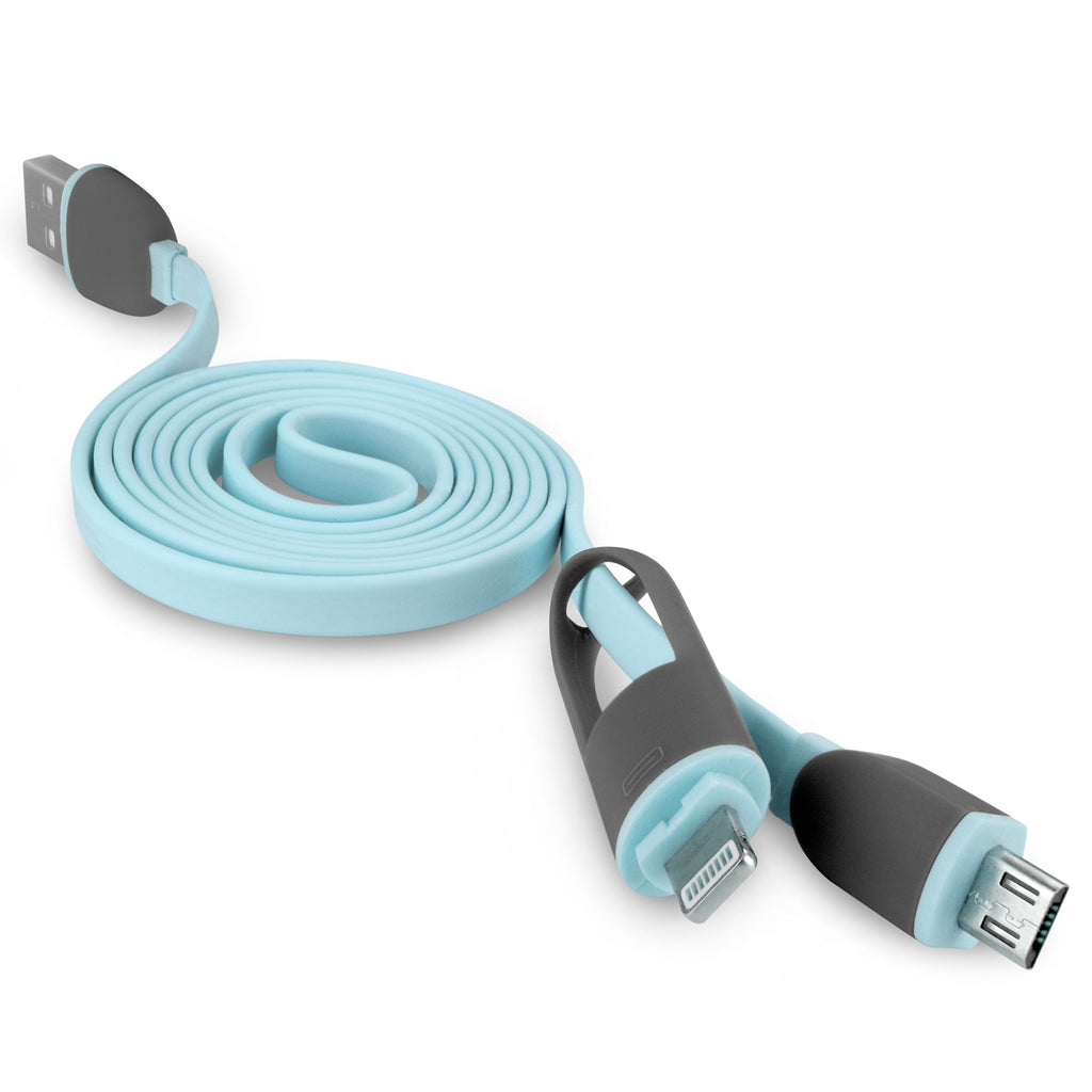 iDroid 2-in-1 iPhone 5c Cable