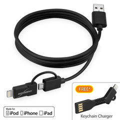 iDroid Pro Cable - Barnes & Noble NOOK HD+ Cable