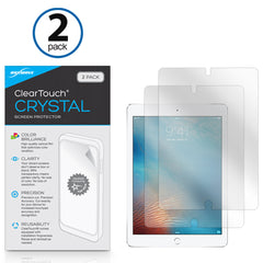ClearTouch Crystal (2-Pack) - Apple iPad Pro 9.7 (2016) Screen Protector