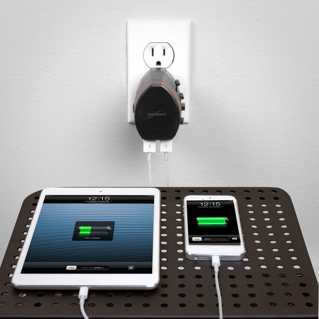 Jetsetter Travel Charger - Apple iPhone 5 Charger