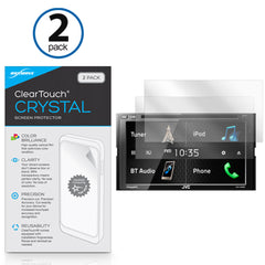 JVC KW-V430BT ClearTouch Crystal (2-Pack)