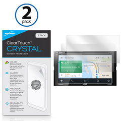JVC KW-V830BT ClearTouch Crystal (2-Pack)
