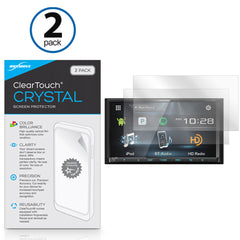 Kenwood DDX774BH ClearTouch Crystal (2-Pack)
