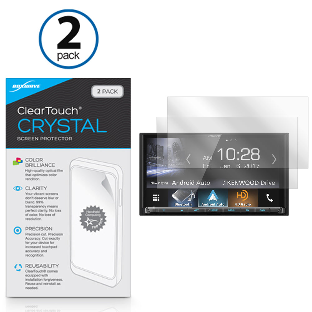 Kenwood DMX7704S ClearTouch Crystal (2-Pack)