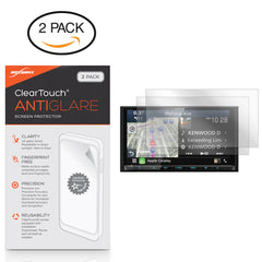 ClearTouch Anti-Glare (2-Pack) - Kenwood DMX905S Screen Protector