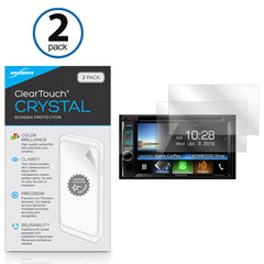Kenwood Excelon DDX6903S ClearTouch Crystal (2-Pack)