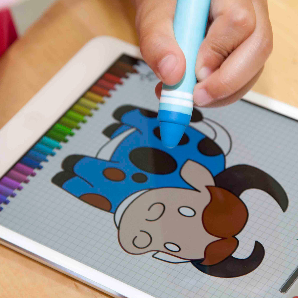 KinderStylus - Apple iPad 2 Stylus Pen