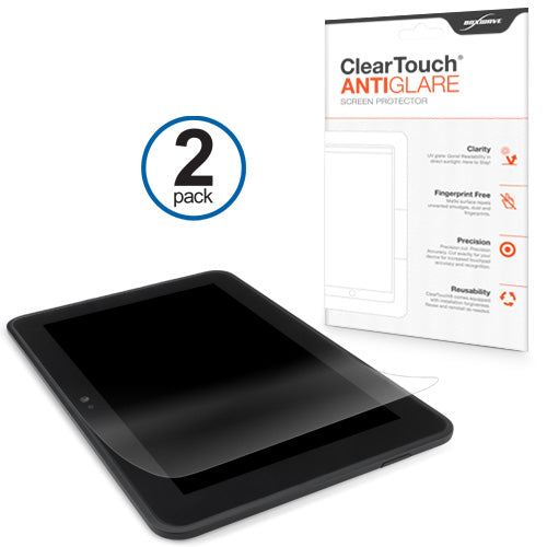 "ClearTouch Anti-Glare (2-Pack) - Amazon Kindle Fire HD 8.9"" Screen Protector"