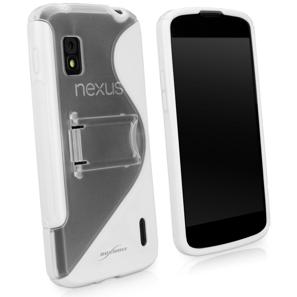 ColorSplash LG Nexus 4 Case with Stand