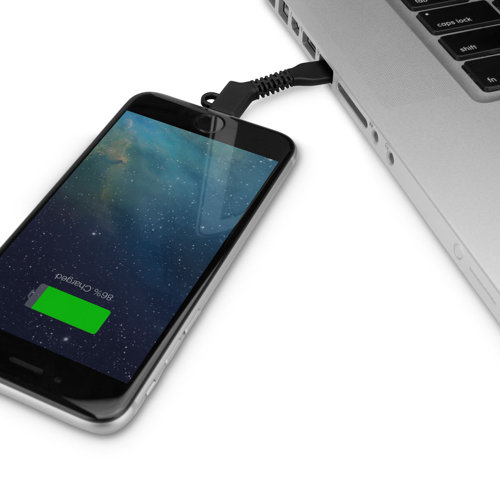Lightning Keychain Charger - Apple iPhone 5 Cable