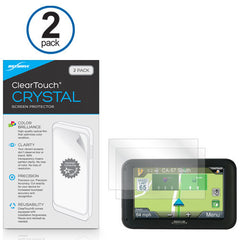 ClearTouch Crystal (2-Pack) - Magellan Roadmate 5220 Screen Protector