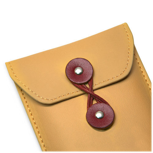 Manila Leather Envelope - Motorola Droid 3 Case