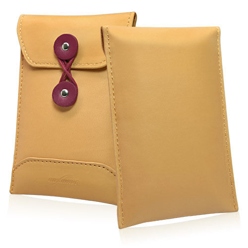 Manila Leather Envelope - HTC HD7 Case