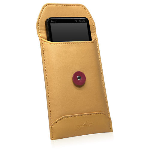Manila Leather Envelope - HTC Inspire 4G Case