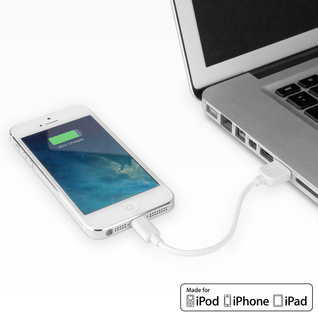 USB Lightning Cable - Apple iPhone 5 Cable