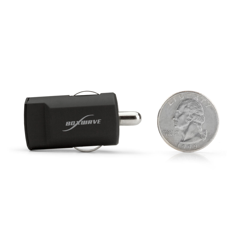 Micro High Current Car Charger - Apple iPad 3 Charger