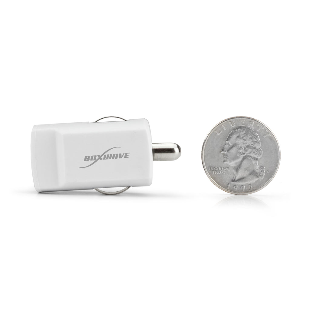 Micro High Current Car Charger - Apple iPhone 5 Charger