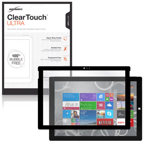 ClearTouch Ultra Anti-Glare - Microsoft Surface Pro 3 Screen Protector