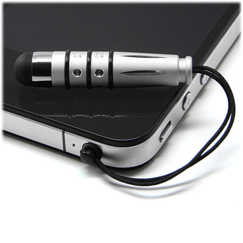 mini Capacitive Stylus - Sparkle Edition - Apple iPhone 4S Stylus Pen