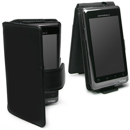 Designio Leather Case - Motorola Droid R2D2 Case