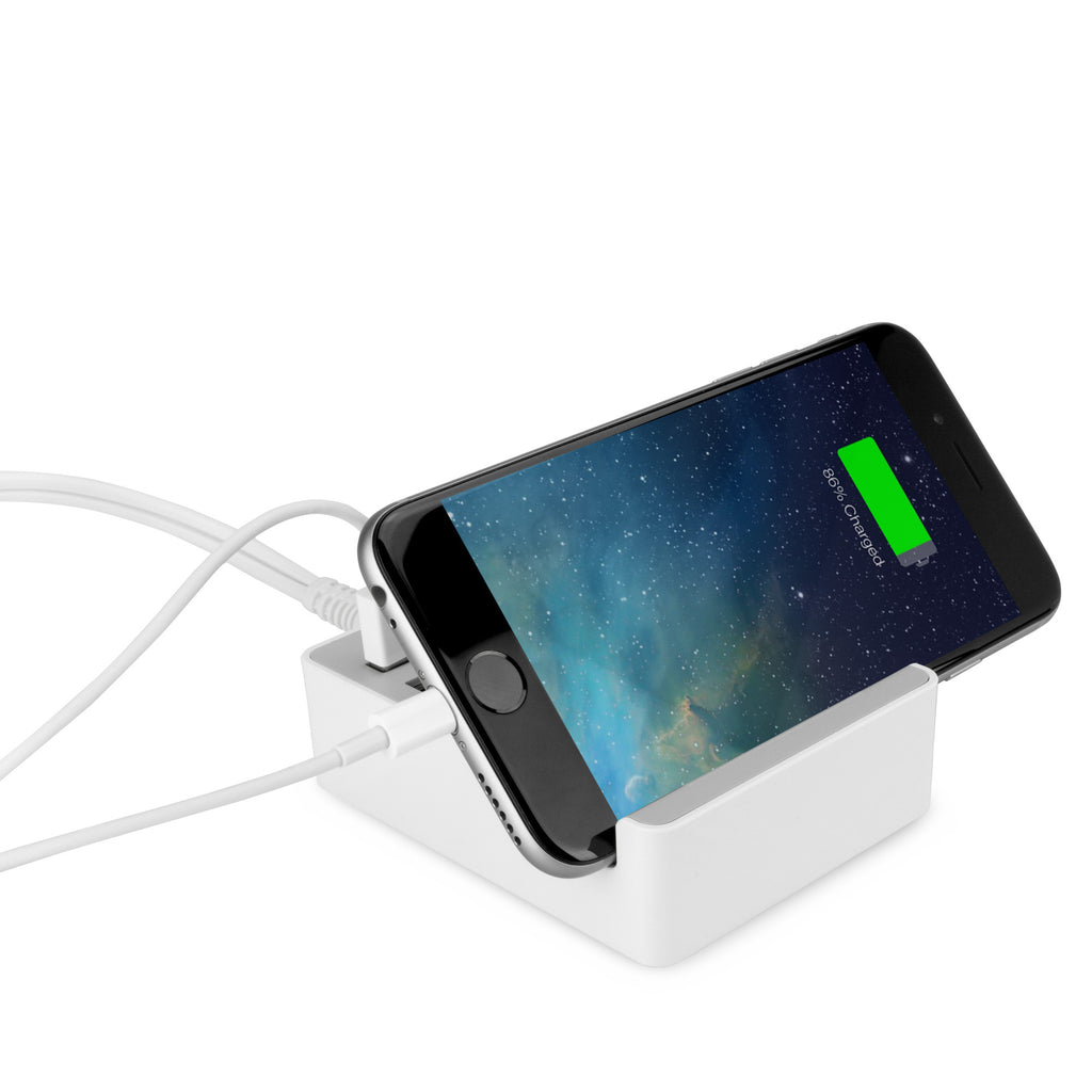MultiCharge Dock - 3-Port - Samsung GALAXY Note (International model N7000) Charger