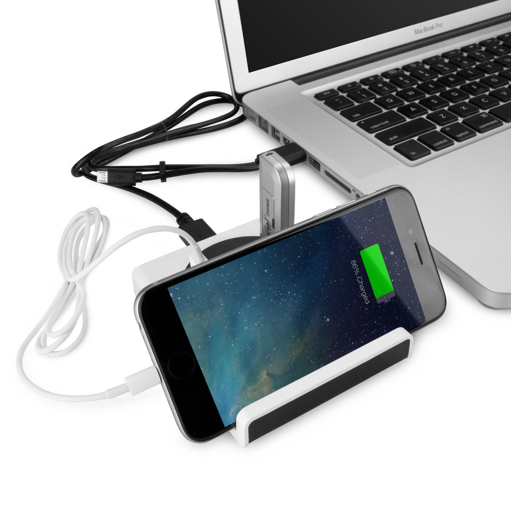 MultiCharge Dock - 4-Port - Samsung Galaxy Note Edge Charger