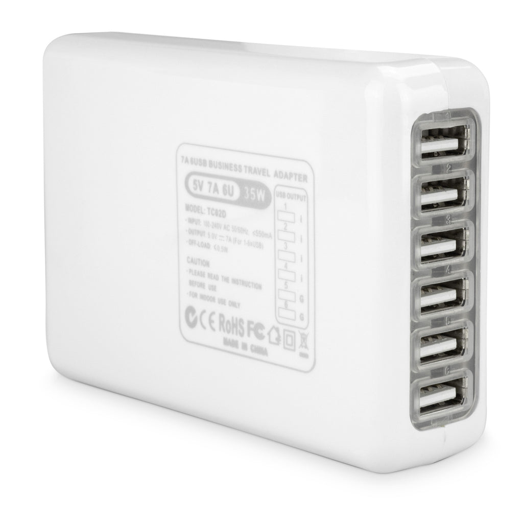 Universal MultiCharger International - 6-Port