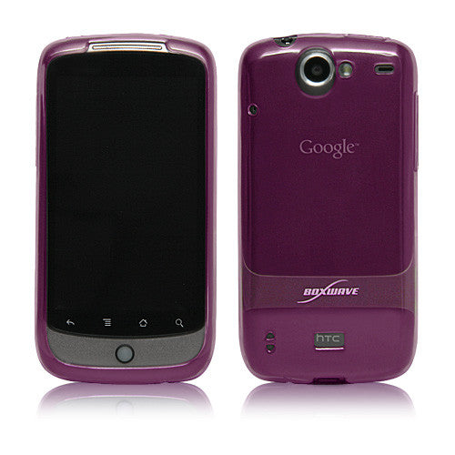 Pure Crystal Slip - Google Nexus One Case