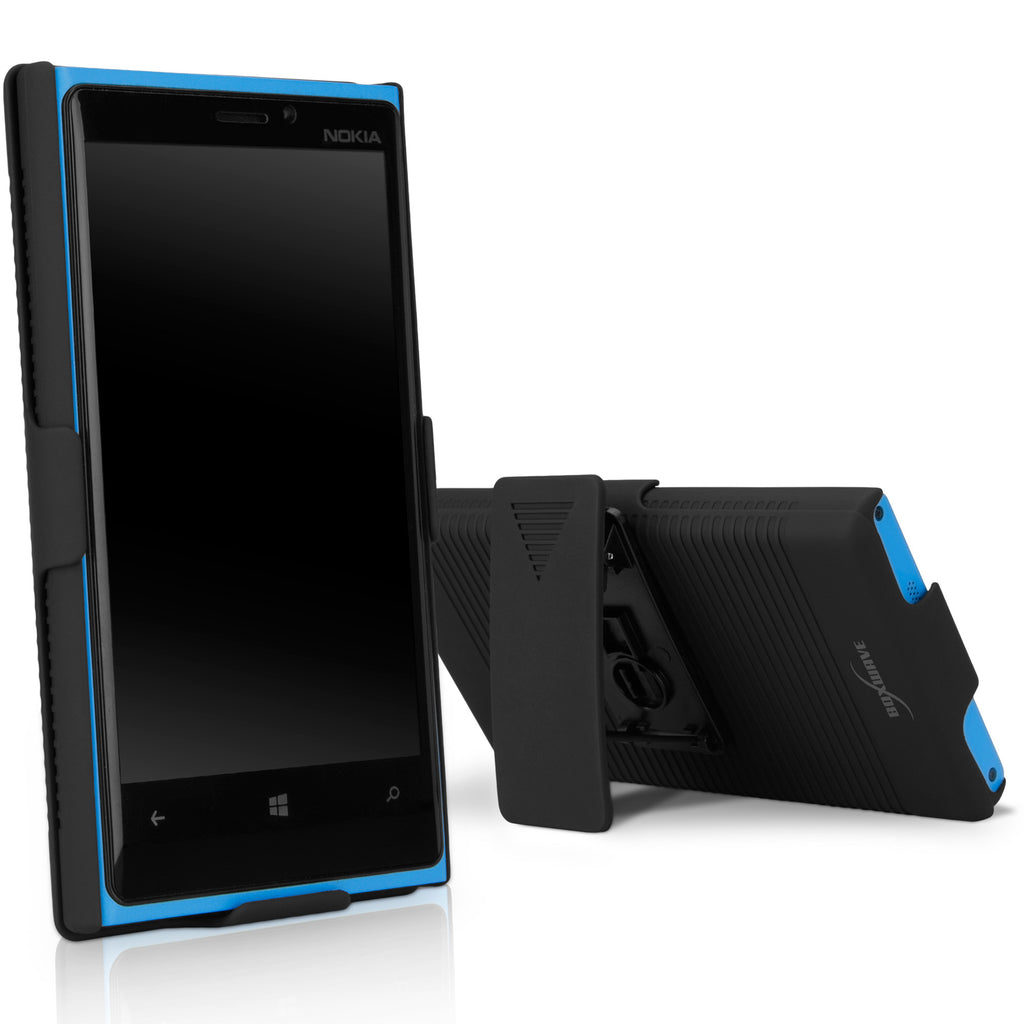Dual+ Holster Case - Nokia Lumia 920 Holster