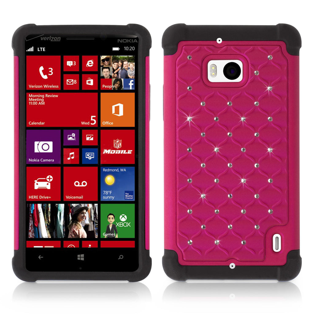 SparkleShimmer Case - Nokia Lumia Icon Case