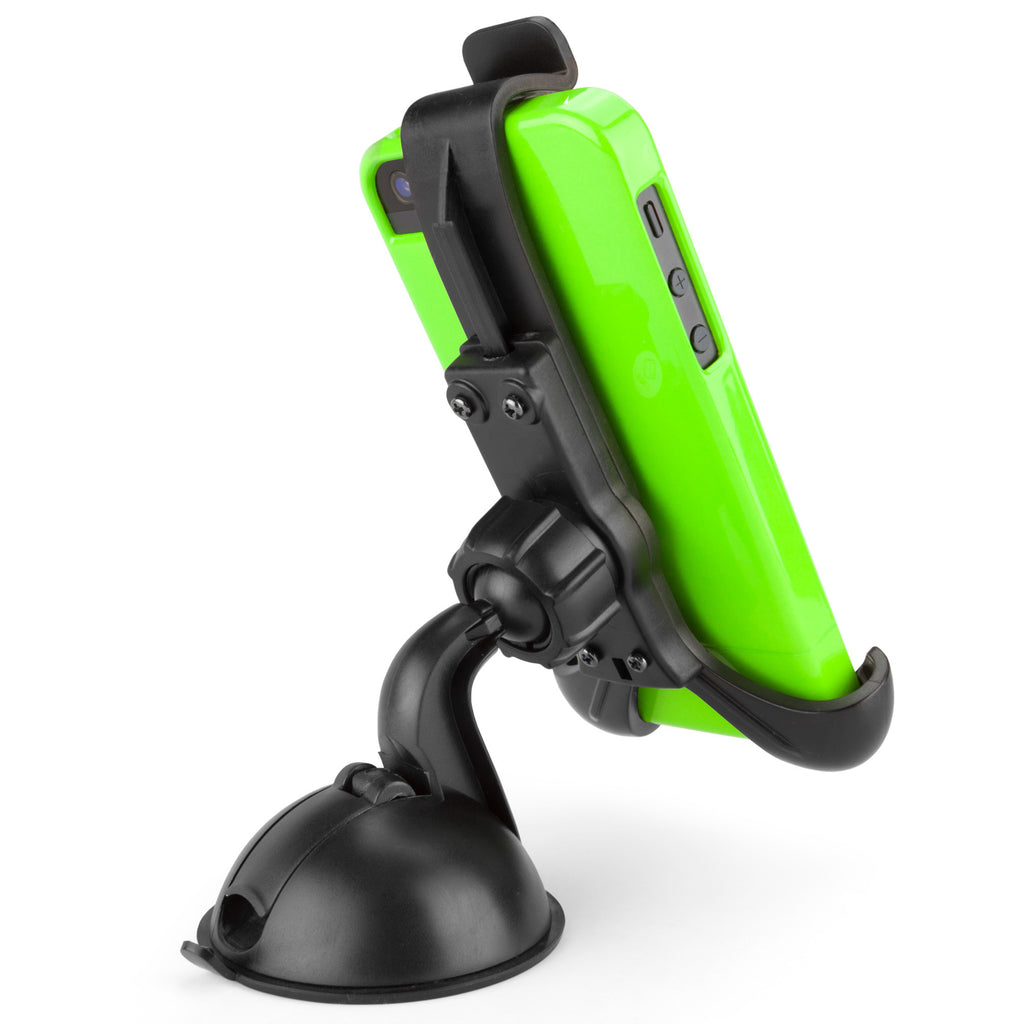 OmniView Car Mount - Nokia Asha 210 Stand and Mount