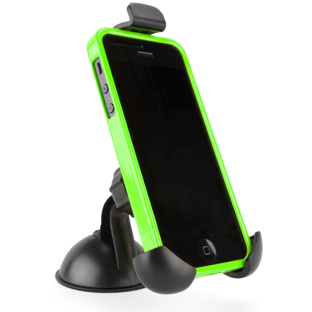 OmniView Car Mount - Apple iPhone 5 Stand and Mount