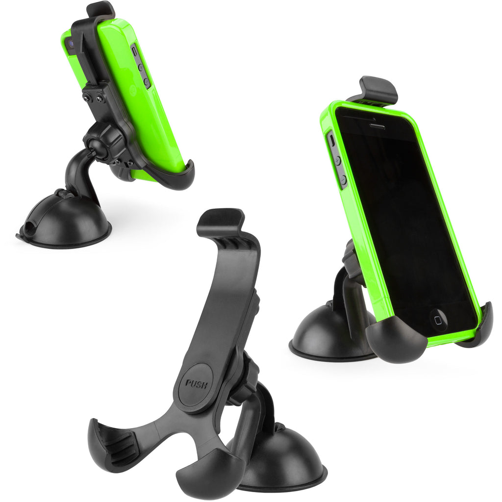 OmniView Car Mount - Sony Xperia C4 Stand and Mount