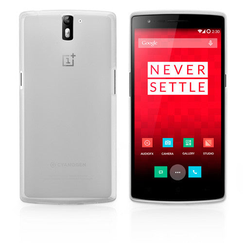 Arctic Frost OnePlus One Crystal Slip