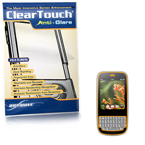 ClearTouch Anti-Glare - Palm Pixi Plus Screen Protector