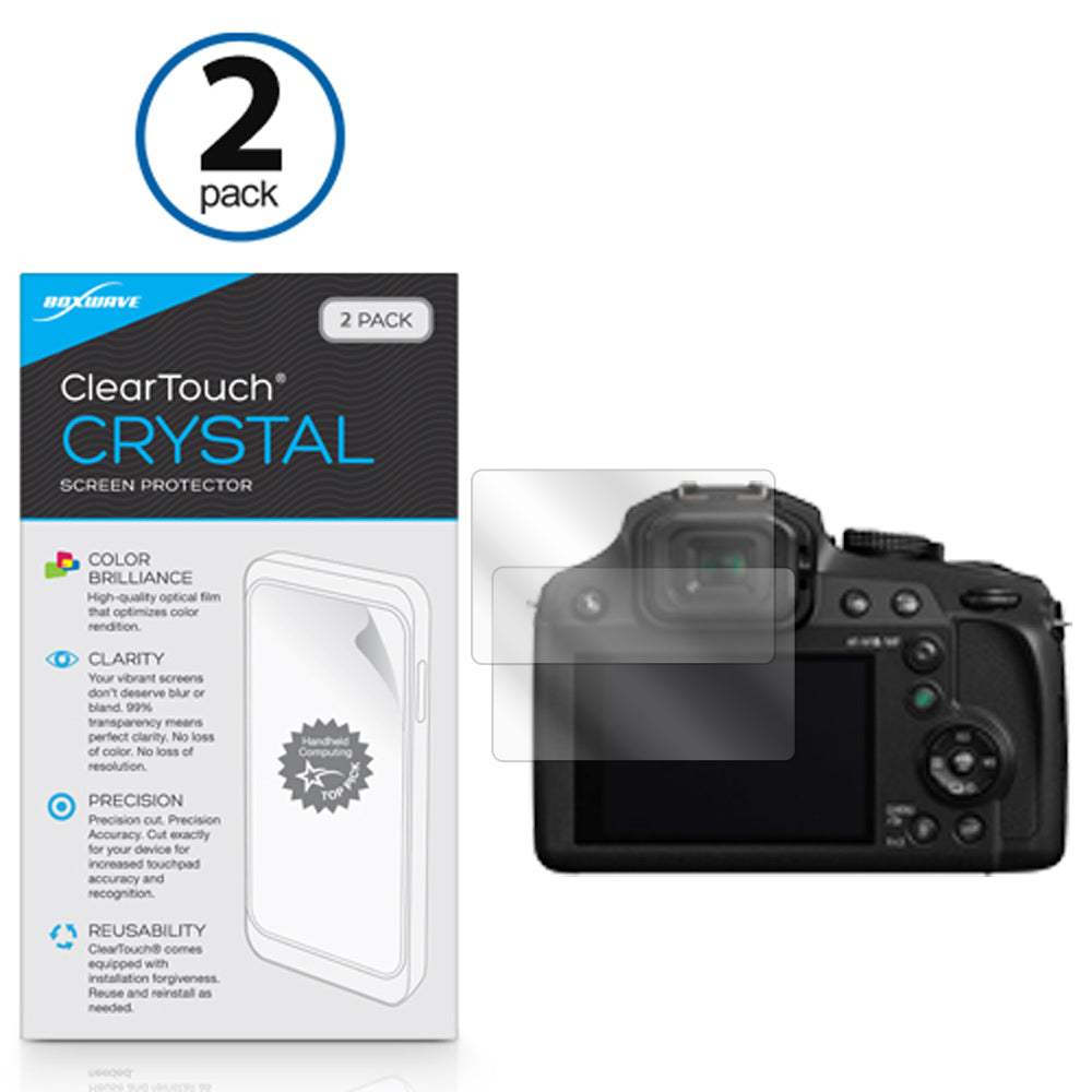Panasonic Lumix DC-FZ80 ClearTouch Crystal (2-Pack)