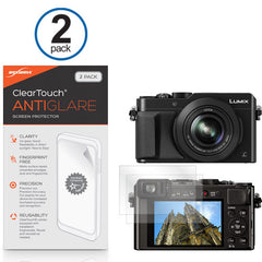 ClearTouch Anti-Glare (2-Pack) - Panasonic Lumix DMC-ZS50 Screen Protector