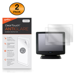 ClearTouch Anti-Glare (2-Pack) - Posiflex KS7215 Screen Protector