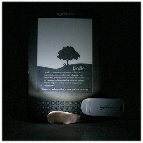 Kindle Reading Light - Amazon Kindle Touch 3G