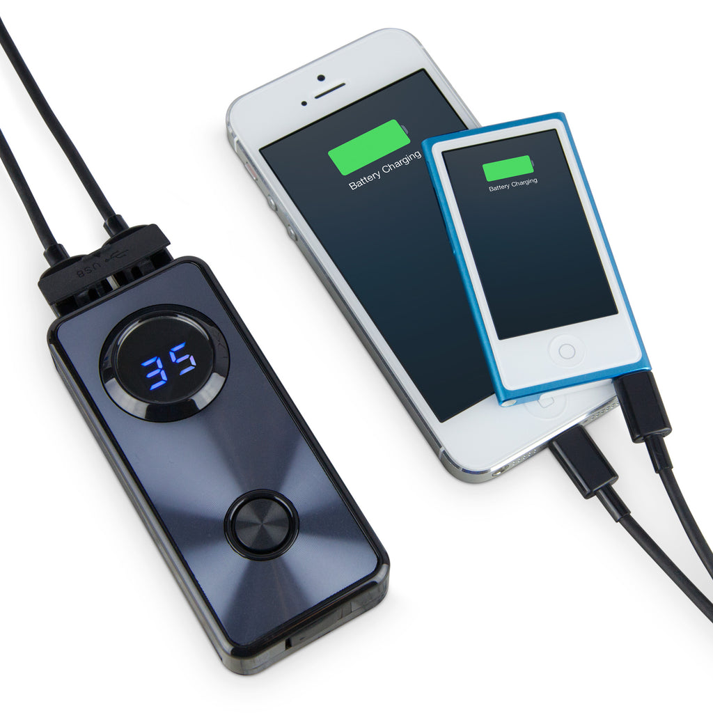 Rejuva Duo - AT&T Samsung Galaxy S2 (Samsung SGH-i777) Charger