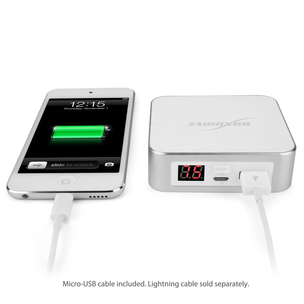 Rejuva Power Pack Plus - Samsung Galaxy S4 Battery