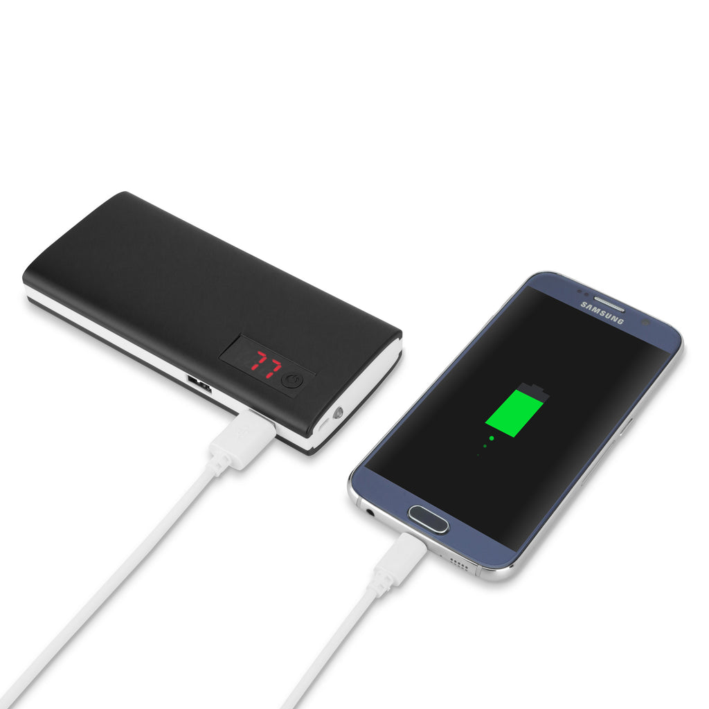 Rejuva PowerPack (13000mAh) - Apple iPhone 4S Charger