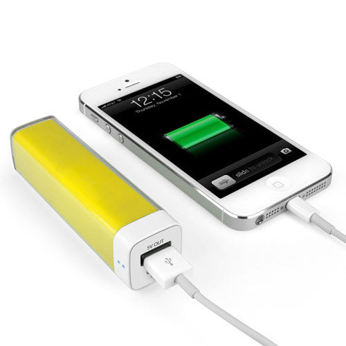 Rejuva Power Pack Compact - Apple iPhone 5c Charger