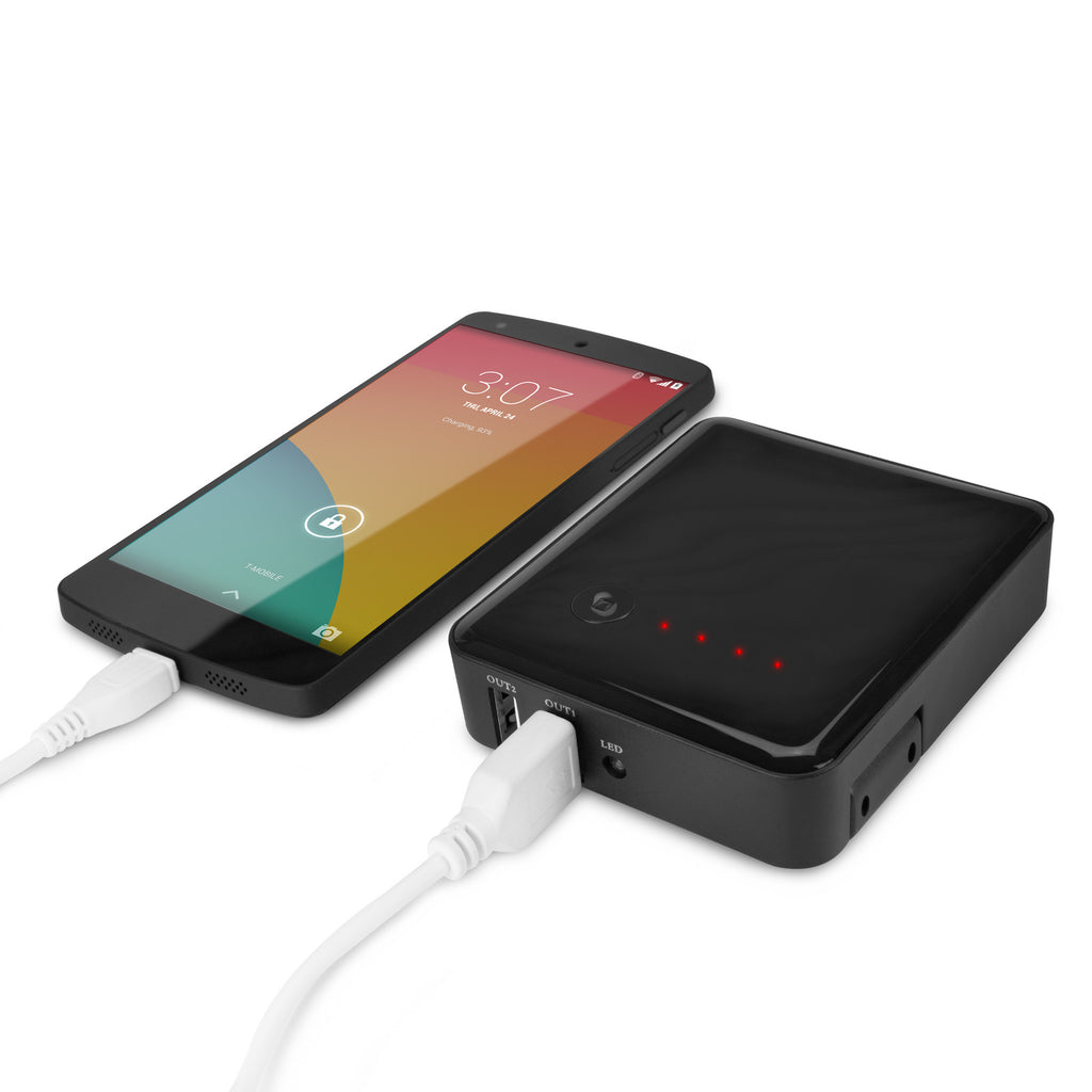 Rejuva Wall Charger - HTC Thunderbolt 4G Charger
