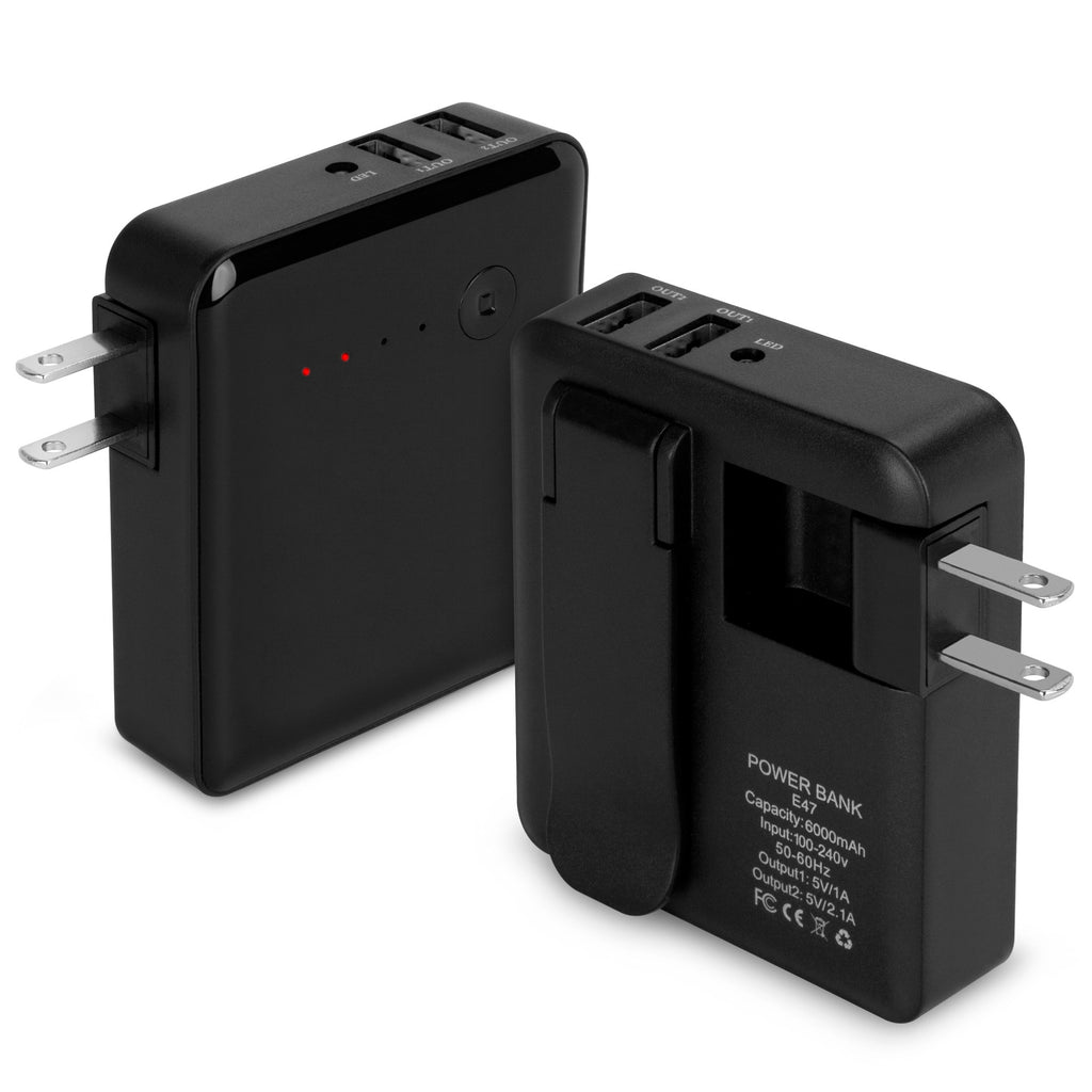 Rejuva Wall Charger - T-Mobile Samsung Galaxy S 4G Charger