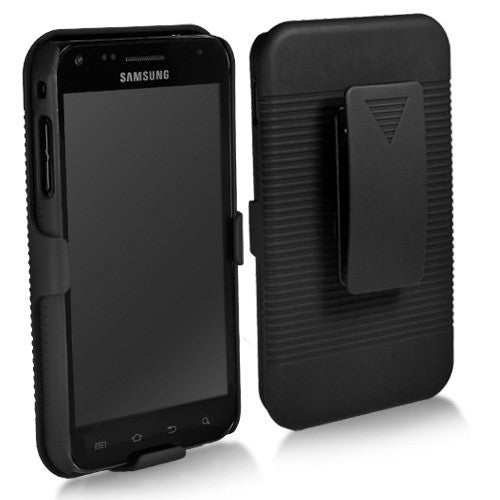 Dual+ Holster Case - Samsung Galaxy S2, Epic 4G Touch Holster