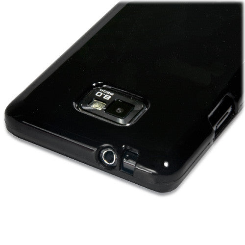 Tuxedo SuitUp Case - AT&T Samsung Galaxy S2 (Samsung SGH-i777) Case